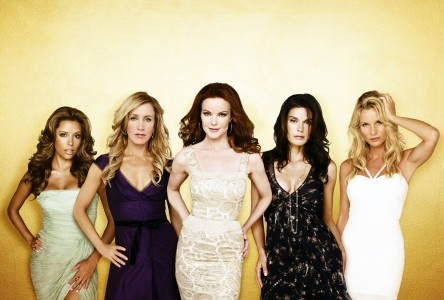 casalinghe disperate, serie televisiva, successo, addio