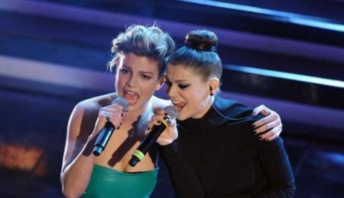 amici, emma marrone, alessandra amoroso, talent show, fan