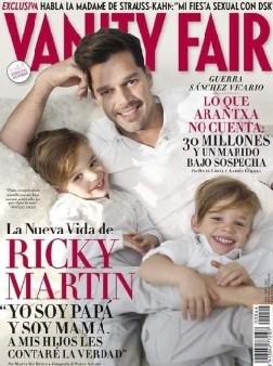 Ricky Martin,figli,cantante,