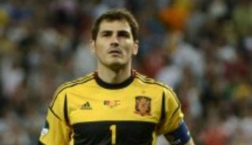 partita rispetto, italia, arbitro concludere, euro 2012, casillas fine partita