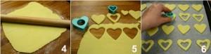 san valentino, biscotti