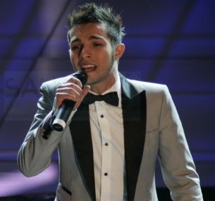 Marco Carta, candidato Kids' Choice Award