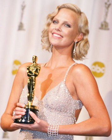 Charlize Theron,successo,sofferenza