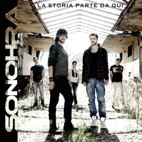 Sonohra,musica,nuovo disco,Sony Music