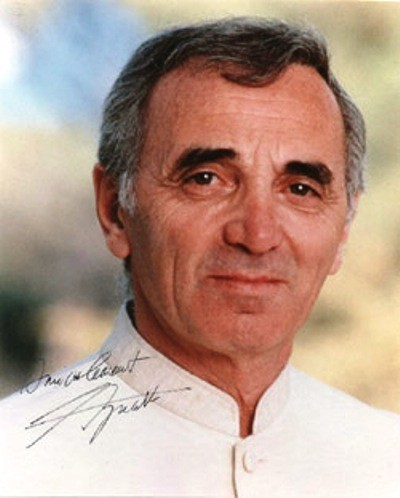 amici,serale,Charles Aznavour
