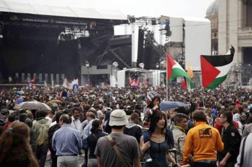 concerto, primo, maggio, piazza, roma, musica