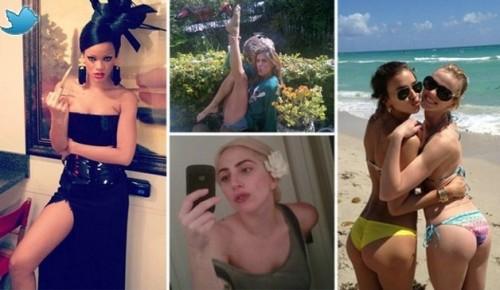 'Girl power', twitta la modella Anne Vyalitsyna, insieme , collega Irina Shayk
